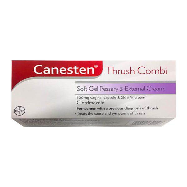 Canseten thrush combi