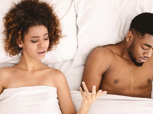1 in 2 men over 30 in UK affected by erectile dysfunction