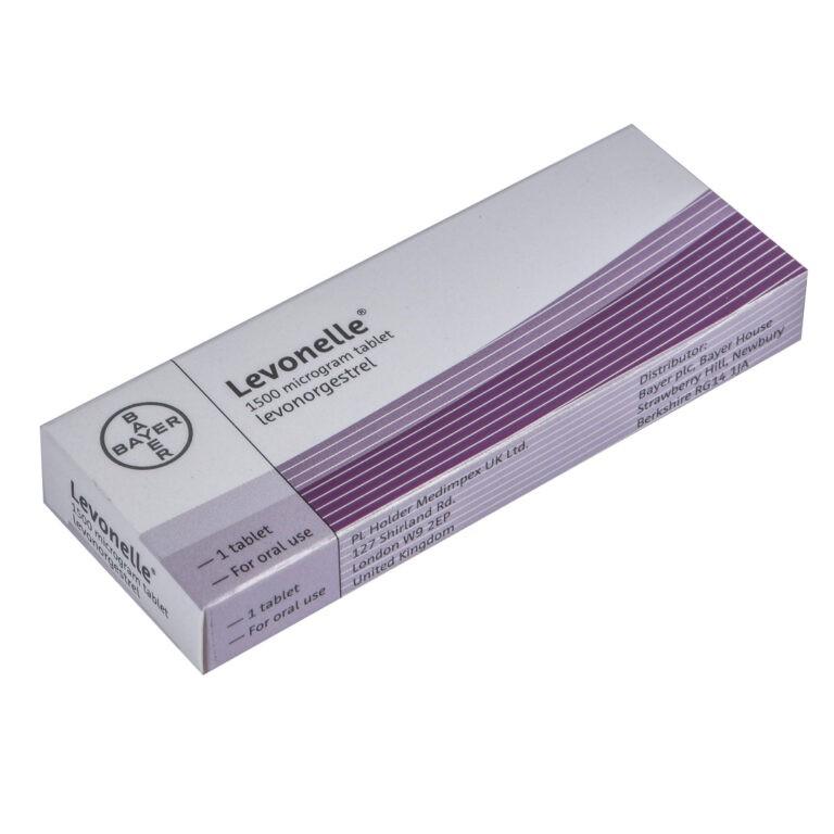 Levonelle-Tablet