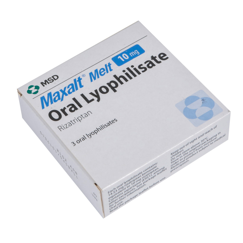 Buy Maxalt Melt 10mg Oral Wafers Online Free Uk Delivery