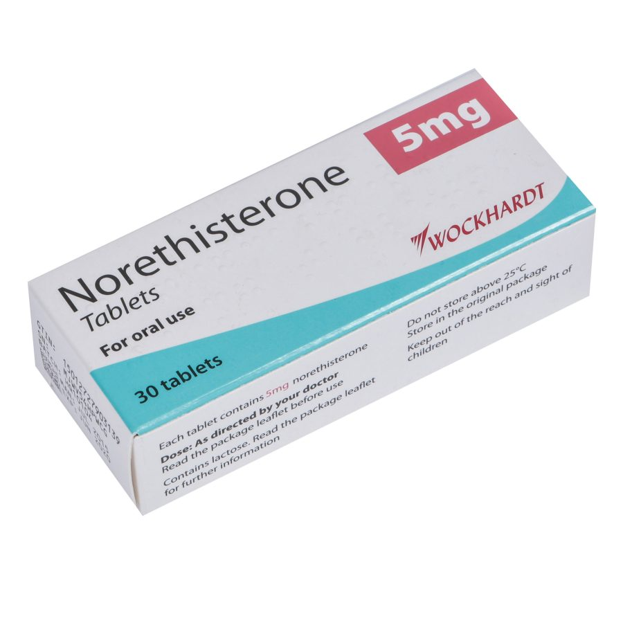 Norethisterone-5mg Pack