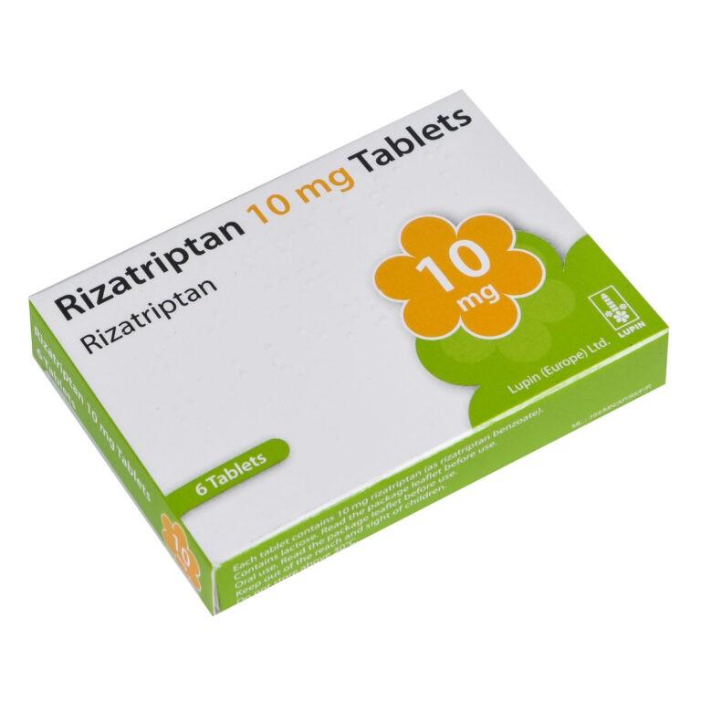 Rizatriptan-10mg-Tablets