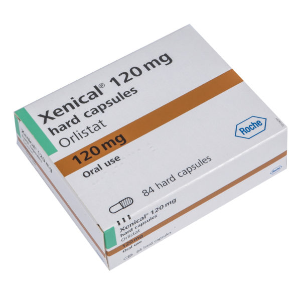Xenical Capsules 120mg