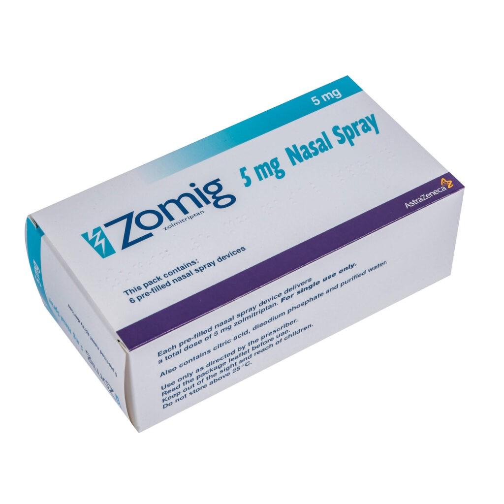 buy zomig nasal spray online - uk price promise