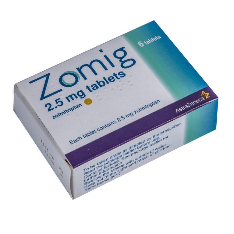 zomig-2.5mg-tablets