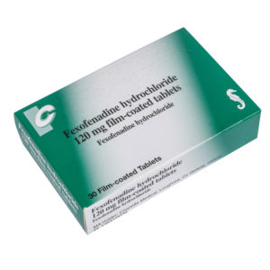Fexofenadine-120mg-Tablets available at Post My Meds