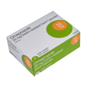 Buy omeprazole 20mg available at Post My Meds