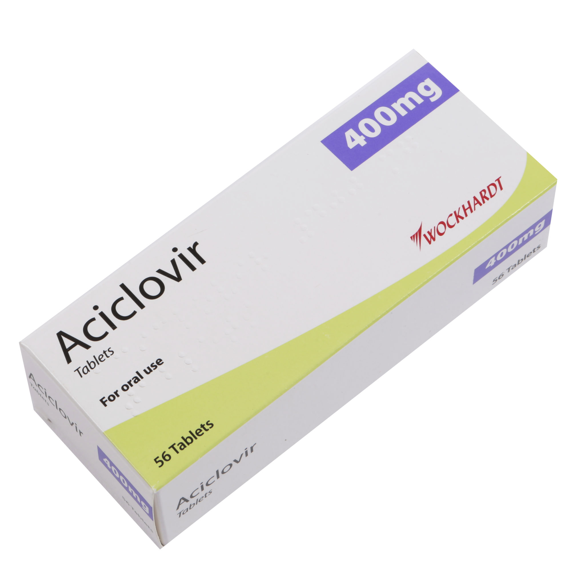 aciclovir 400mg oral tablets available at Post My Meds