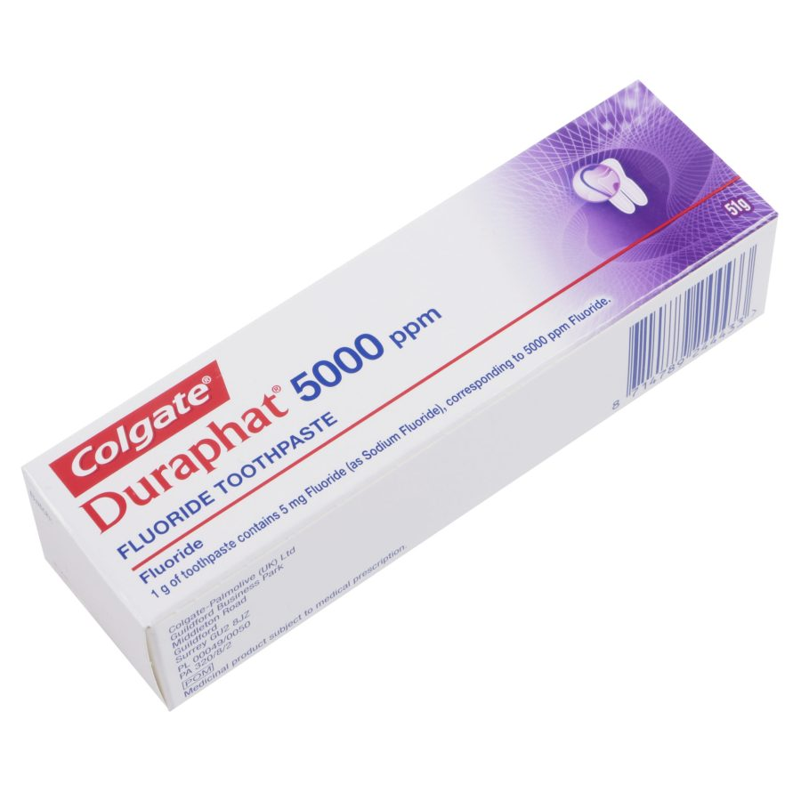 Colgate Duraphat Flouride Toothpaste available at Post My Meds