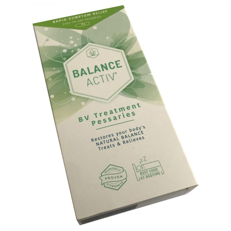 Balance BV Treatment Pessaries