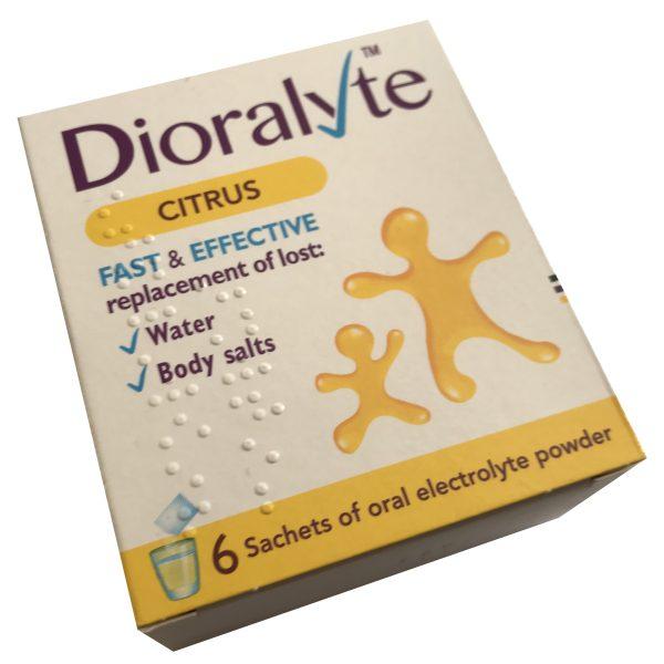 Dioralyte Citrus