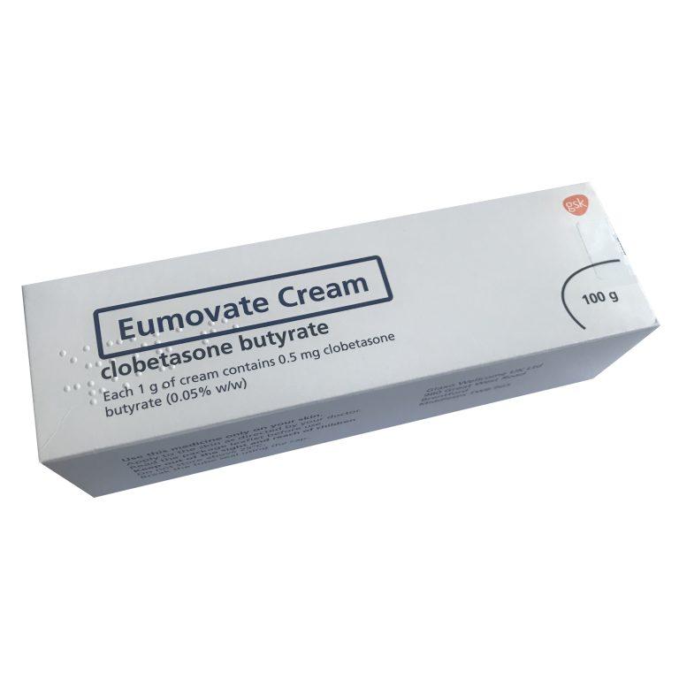 Eumovate cream 100g