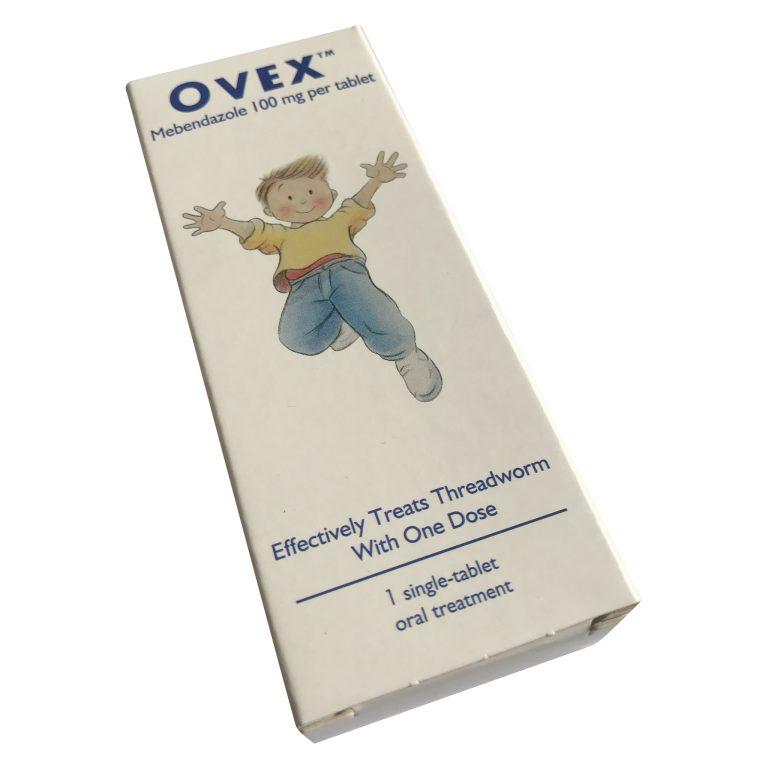 Ovex Treats Threadworm