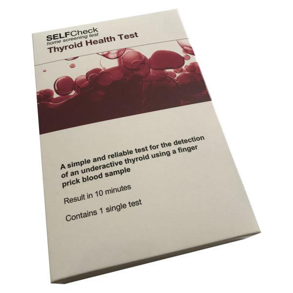Thyroid Health Test