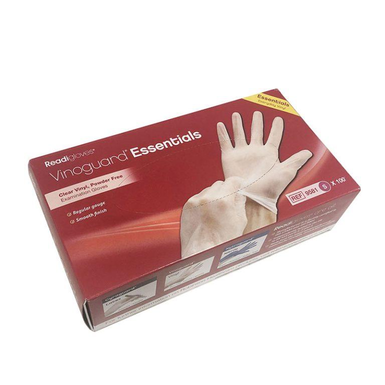 White Gloves S
