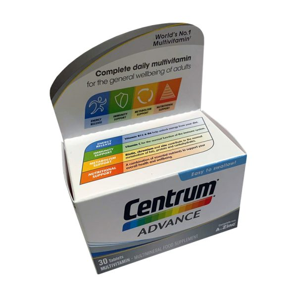 centrum advance 30