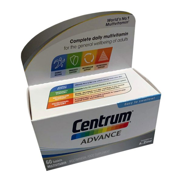 centrum advance 60