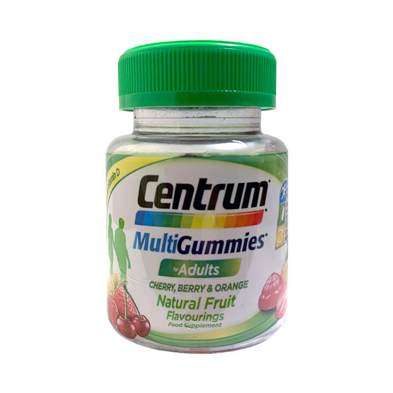 centrum multi gummies