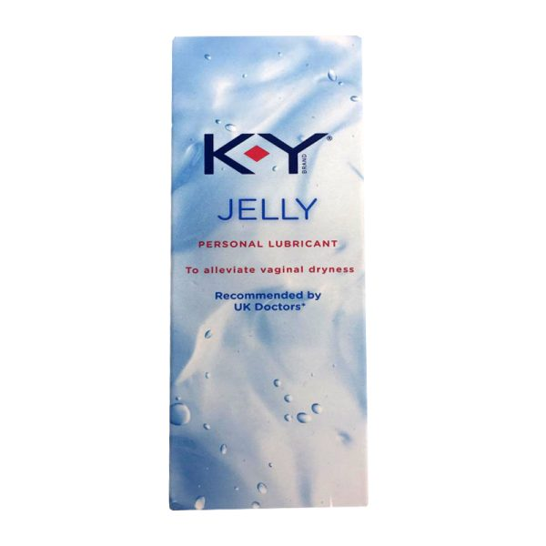 KY Jelly Lubricant