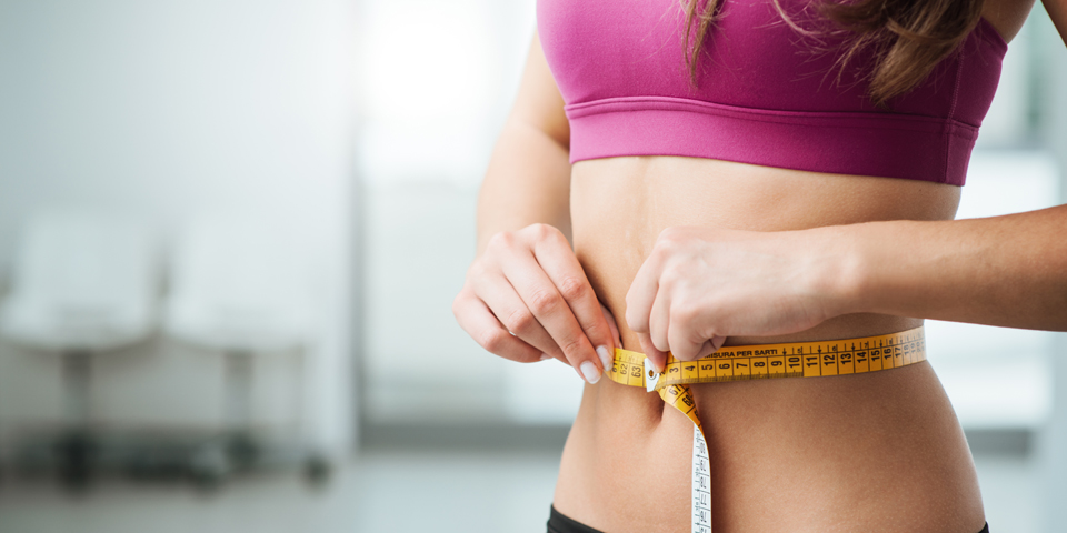 What is the most important element in losing weight well?