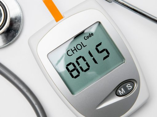 What are the tests for measuring cholesterol?