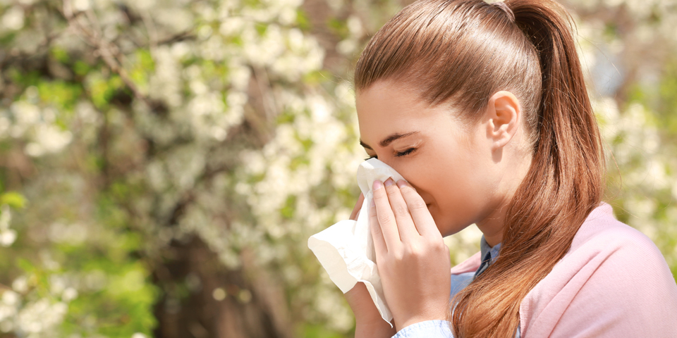 Is there a way to truly cure pollen allergy?