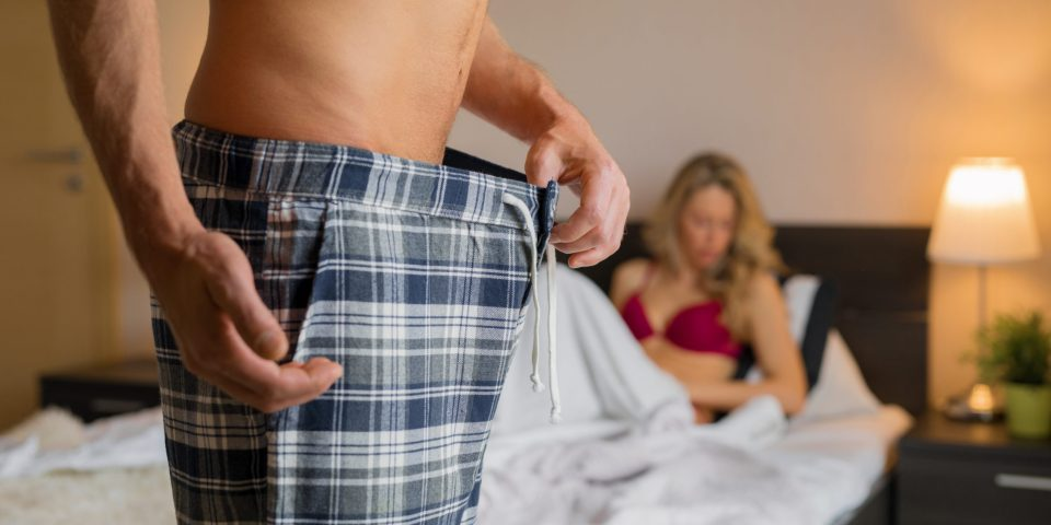 How can I treat my erection problems?