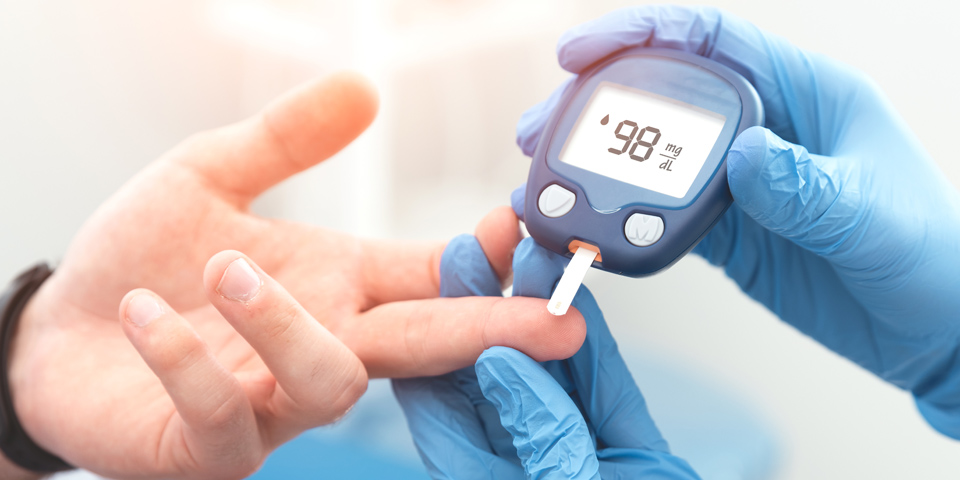 Can you test for diabetes with only a home test kit?